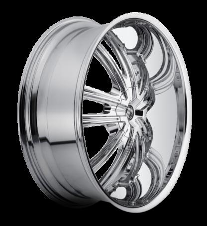 2Crave No. 21 Chrome Custom Wheel