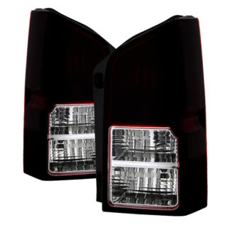 ALT-JH-NP05-OE-RSM ( xTune ) Nissan Pathfinder 05-12 OEM Style Tail Light - Red Smoked