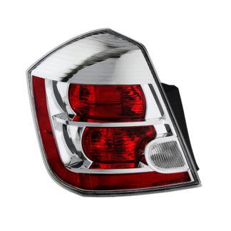 ALT-JH-NS07-OE-RC-L ( OE ) Nissan Sentra 2.0L Only 2007-2009 Driver Side Tail lights -OEM Left