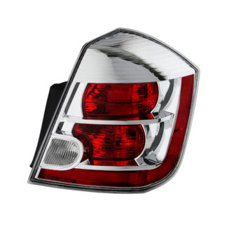 ALT-JH-NS07-OE-RC-R ( OE ) Nissan Sentra 2.0L Only 2007-2009 Passenger Side Tail Lights -OEM Right