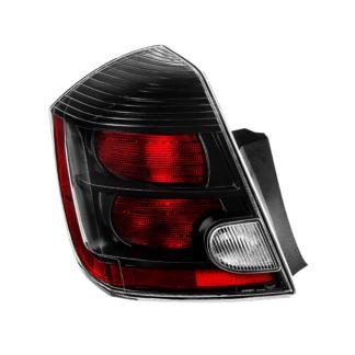 ALT-JH-NS10-OE-BK-L ( xTune ) Nissan Sentra SR/SE-R/Spec-V Only 2010-2012 Driver Side Tail lights -OEM Left