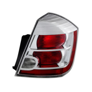 ALT-JH-NS10-OE-RC-R ( OE ) Nissan Sentra L4 2.0L Only 2010-2012 (excluding SR Models ) Passenger Side Tail Lights -OEM Right