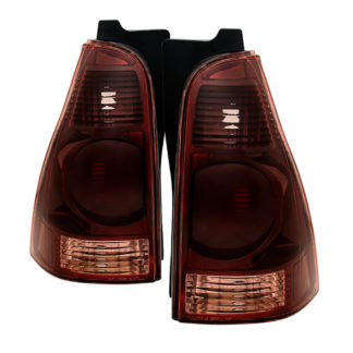 ALT-JH-T4R03-OE-RSM ( xTune ) Toyota 4Runner 2003-2005 OEM Style Tail Lights - Red Smoked