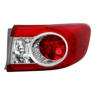 ALT-JH-TC11-OE-OR ( OE ) Toyota Corolla 11-13 Passenger Side Tail Light Outer - OEM Right