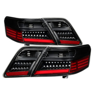 ALT-JH-TCAM07-LED-BK ( xTune ) Toyota Camry 07-09 (does not fit the Hybrid)  LED Tail Lights - Black