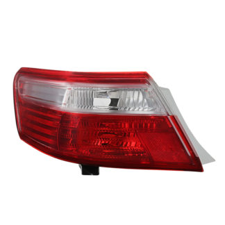 ALT-JH-TCAM07-OE-L ( OE ) Toyota Camry 2007-2009 ( Don't Fit Hybrid Models) Outer Driver Side Tail Lights -OEM Left