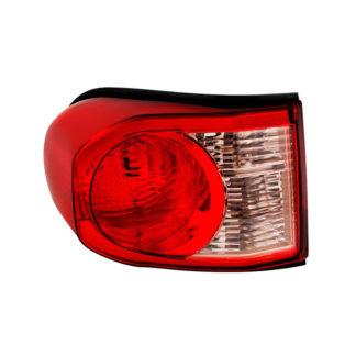 ALT-JH-TFJ07-OE-L ( OE ) Toyota FJ Cruiser 07-14  Driver Side Tail Lights -OEM Left