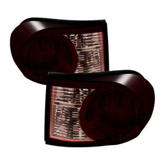 ALT-JH-TFJ07-OE-RSM ( xTune ) Toyota FJ Cruiser 07-14 OEM Style Tail Lights -Red Smoked
