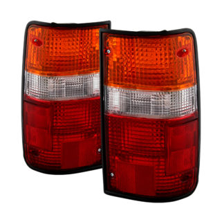 ALT-JH-TP89-OE-RAC ( OE ) Toyota Pickup 89-95 Tail Lights - OEM