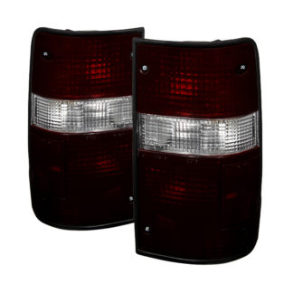 ALT-JH-TP89-OE-RSM ( xTune ) Toyota Pickup 89-95 OEM Style Tail Lights - Red Smoked