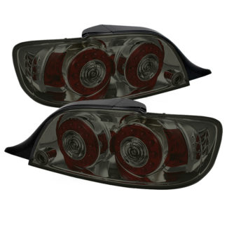 ALT-ON-MRX804-LED-SM ( xTune ) Mazda RX-8 04-08 LED Tail Lights - Smoke