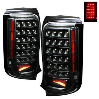 ALT-ON-TSXB08-LED-BK ( xTune ) Scion XB 08-10 LED Tail Lights - Black