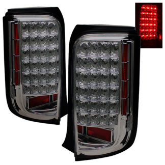 ALT-ON-TSXB08-LED-SM ( xTune ) Scion XB 08-10 LED Tail Lights - Smoke