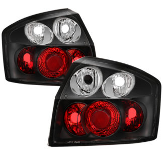 ( Spyder ) Volkswagen Jetta 99-04 LED Tail Lights - Black