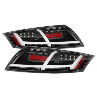 ( Spyder ) Audi TT 08-14 LED Tail Lights - Black