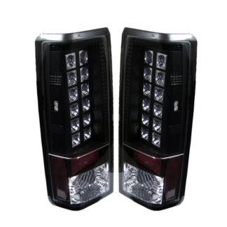 ( Spyder ) Chevy Astro / Safari 85-05 LED Tail Lights - Black