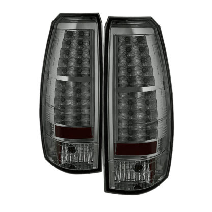 ( Spyder ) Chevy Avalanche 07-13 LED Tail Lights - Smoke