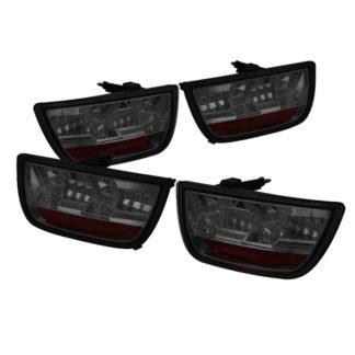 ( Spyder ) Chevy Camaro 10-13 LED Tail Lights - Smoke