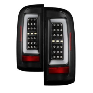 ( Spyder ) Chevy Colorado 2015-2017 LED Tail Lights - Black