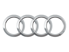 Audi Chrome Headlight Trim