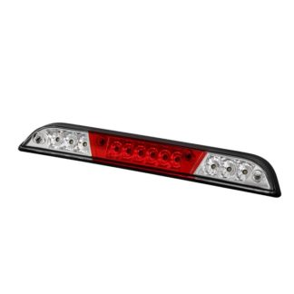 BKL-JH-FF15015-LED-RC( xTune ) Ford F-150 2015-2017 ( Don't Fit With Factory LED Brake and LED Blis Tail Light Models ) LED 3RD Brake Light - Red Clear