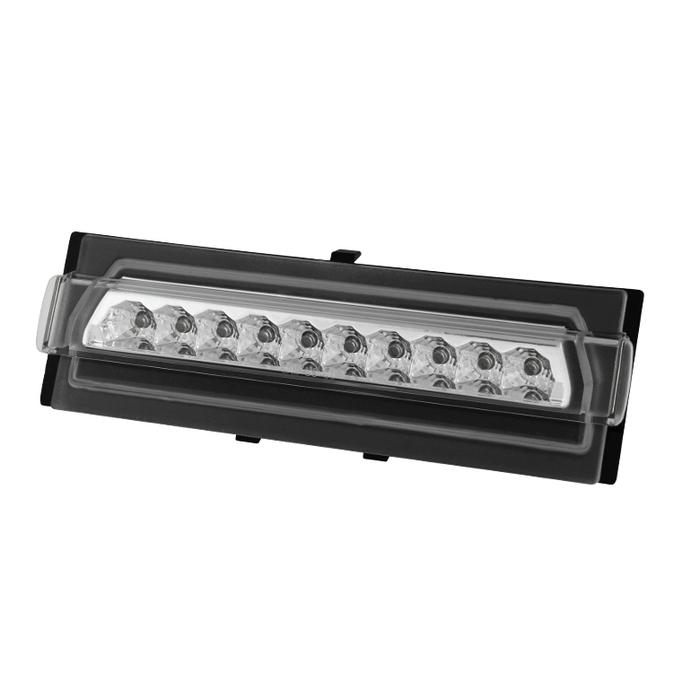 BKL-ON-CCOV91-LED-C( xTune ) Chevy Corvette 91-96 LED 3RD Brake Light - Chrome