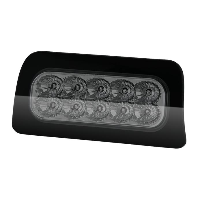BKL-ON-CS1094-LED-SM( xTune ) Chevy S10 94-97 / GMC Sonama 98-04 LED 3RD Brake Light - Smoke