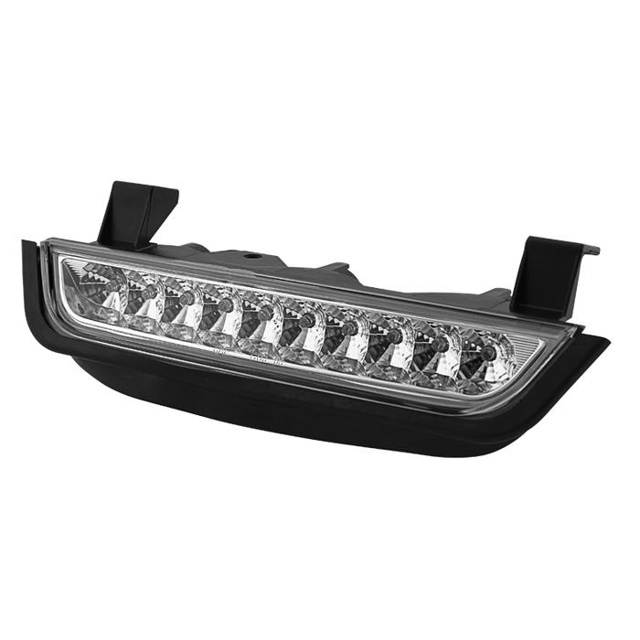 BKL-ON-DDUR98-LED-C( xTune ) Dodge Durango 98-03 LED 3RD Brake Light - Chrome