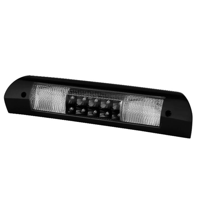 BKL-ON-DR02-LED-BK( xTune ) Dodge Ram 02-08 LED 3RD Brake Light - Black