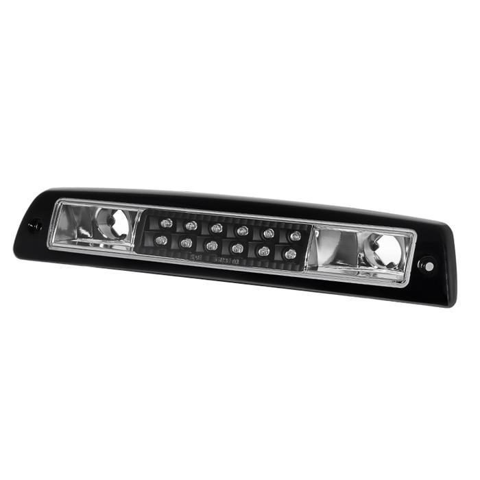 BKL-ON-DR94-LED-BK( xTune ) Dodge Ram 94-01 LED 3RD Brake Light - Black