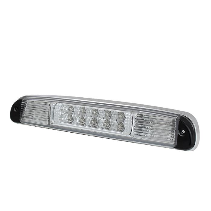 BKL-ON-FS99-LED-C( xTune ) Ford Super Duty / F250 / F350 99-04 LED 3RD Brake Light - Chrome