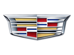 Cadillac Chrome Headlight Trim