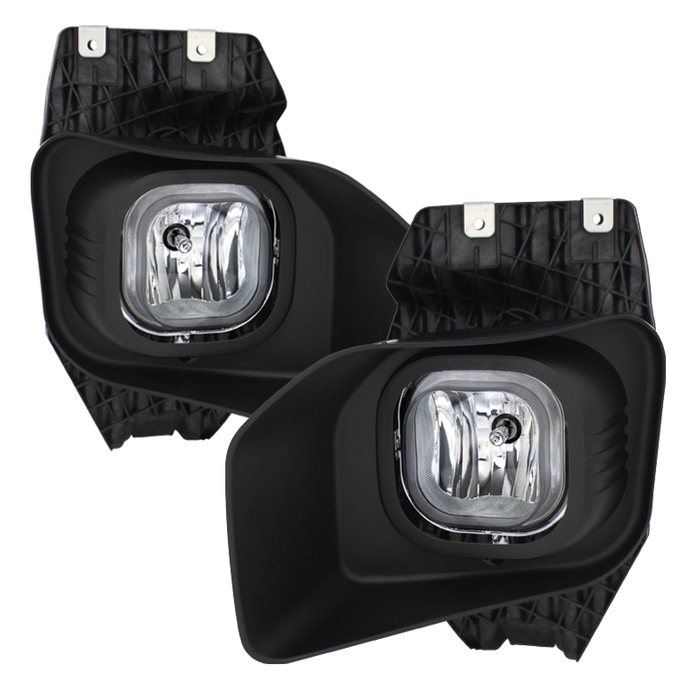 spyder ) ford f250 f350 f450 f550 xlt 2011 2016 oem style fog lightsford f250 f350 f450 f550 xlt 2011 2016 oem style fog lights w switch clear