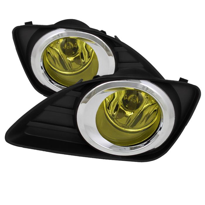 2010 toyota corolla fog light switch
