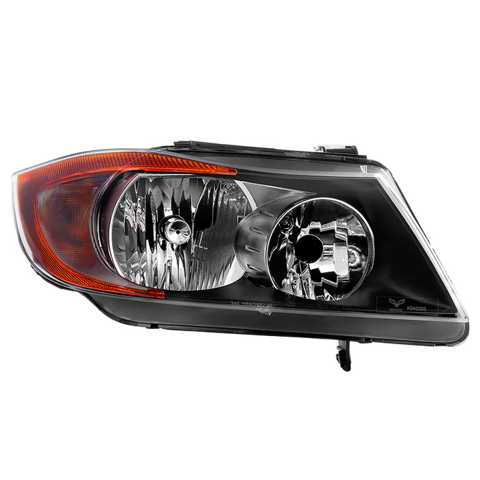 ( OE ) BMW E90 06-08 Sedan Halogen Model only ( Don't Fit Coupe and HID Model ) Passenger Side Headlight -OEM Right