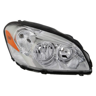 ( OE ) Buick Lucerne CX 06-08 ( Only Fit Models without Fog Lights ) Passenger Side Headlight -OEM Right