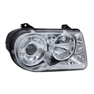 ( OE ) Chrysler 300C with Halogen Projection Style only 05-10 (Does Not Fit 300 or SRT-8 Models that use either Non Projection Halogen or HID Xenon Version) Headlights - Right