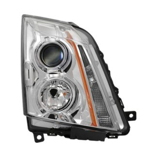 ( OE ) Cadillac CTS 08-12 / CTS-V 09-12 Halogen Only ( Don't fit HID Model ) Passenger Side Headlight -OEM Right