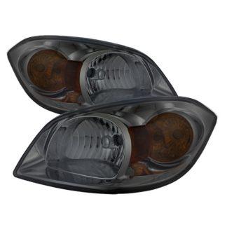( xTune ) Chevy Cobalt 05-10 / Pontiac G5 07-09 / Pontiac Pursuit 05-06 Crystal Headlights - Smoked