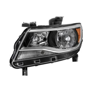 ( POE ) Chevy Colorado 2015-2017 Halogen Models Only ( Don't fit Xenon HID and Projector Models )  Driver Side Headlights -OEM Left