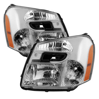 ( OE ) Chevy Equinox 05-09 OEM Style headlights - Chrome