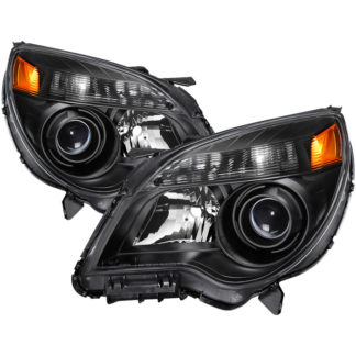 ( xTune ) Chevy Equinox LTZ  Halogen only 2010-2013 ( Won't Fit LS  LT and HID Models ) OEM Style Headlights - Black