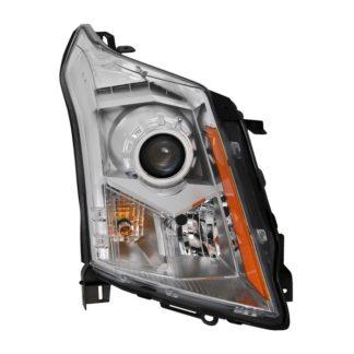 ( OE ) Cadillac SRX 10-14 Passenger Side Halogen Headlight - OEM R