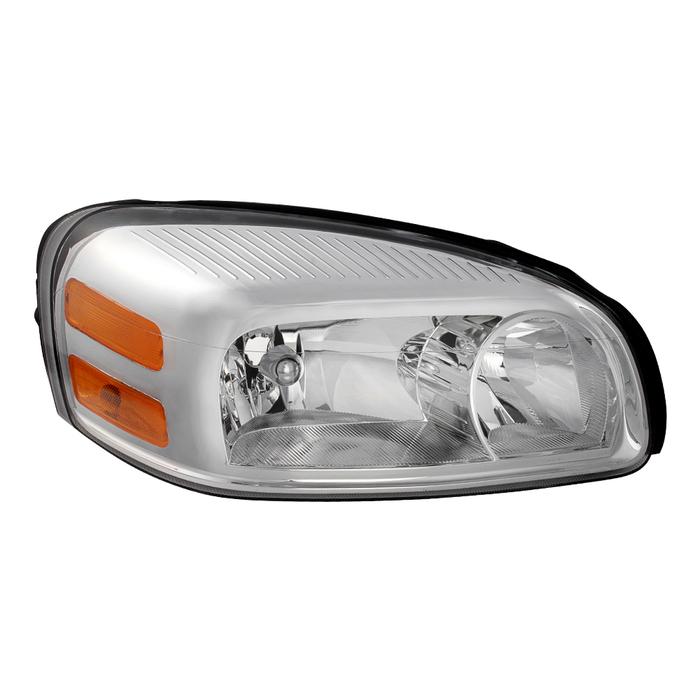 ( OE ) Chevy Uplander 05-09/Pontiac Montana SV6 05-09/Buick Terraza 05-07/Saturn Relay Passenger Side Headlight -OEM Right