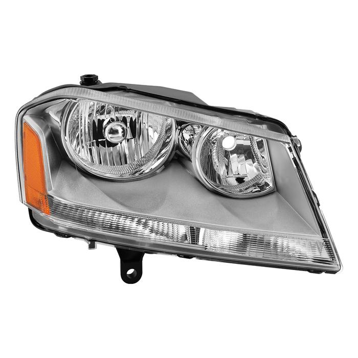 ( OE ) Dodge Avenger 08-14 Passenger Side Headlight -OEM Right