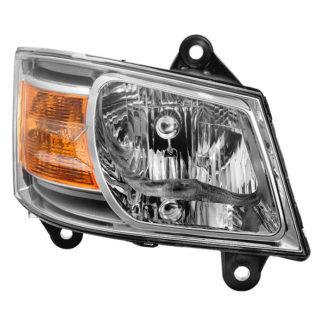 ( OE ) Dodge Grand Caravan 08-10 Passenger Side Headlight -OEM Right
