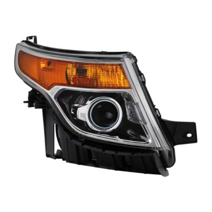 ( OE ) Ford Explorer 2011-2015 Halogen Models Only ( Don't Fit Xenon HID Models ) Passenger Side Headlight -OEM Right