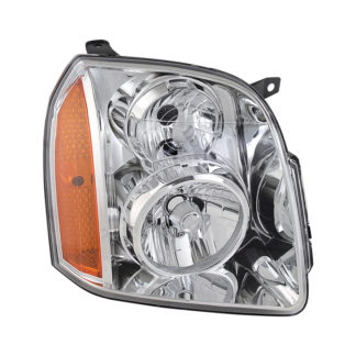 ( OE ) GMC Yukon/Yukon XL 07-13 (don't fit Denali Models Passenger Side Headlight -OEM Right