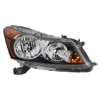 ( OE ) Honda Accord 08-12 4Dr Crystal Headlights – OEM Right