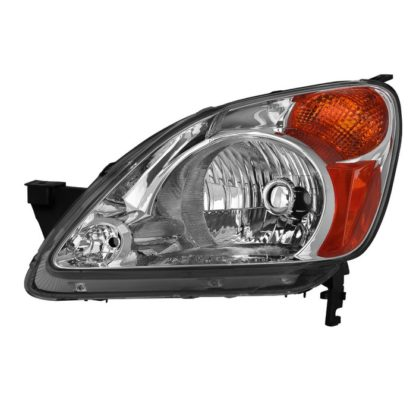 ( OE ) Honda CR-V 02-04 Halogen OE Headlight - SET Chrome